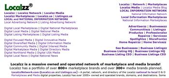 Localzz Media and Localzz Marketplaces